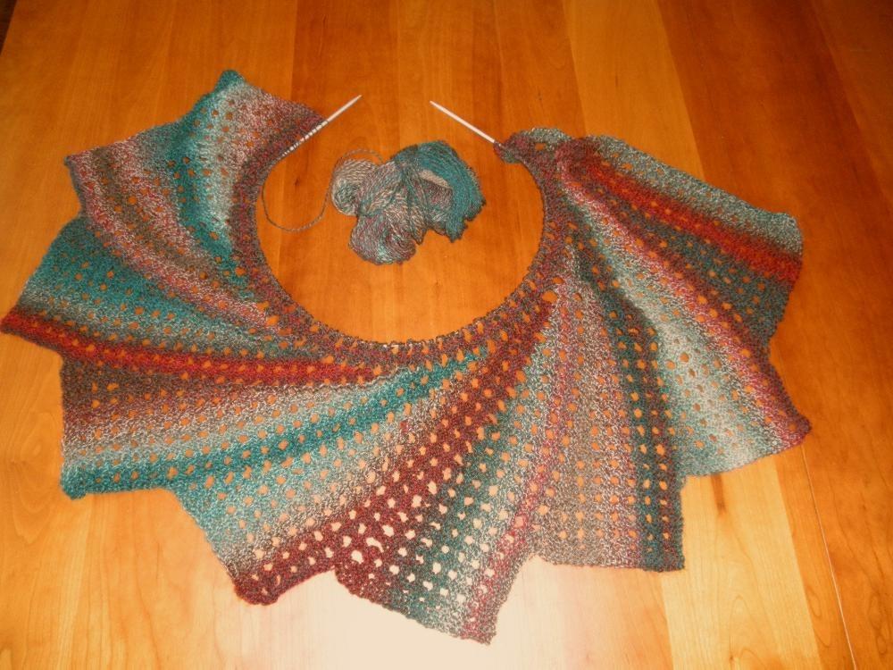 Wingspan Crochet Shawl Diagram Information Of Wiring Diagram