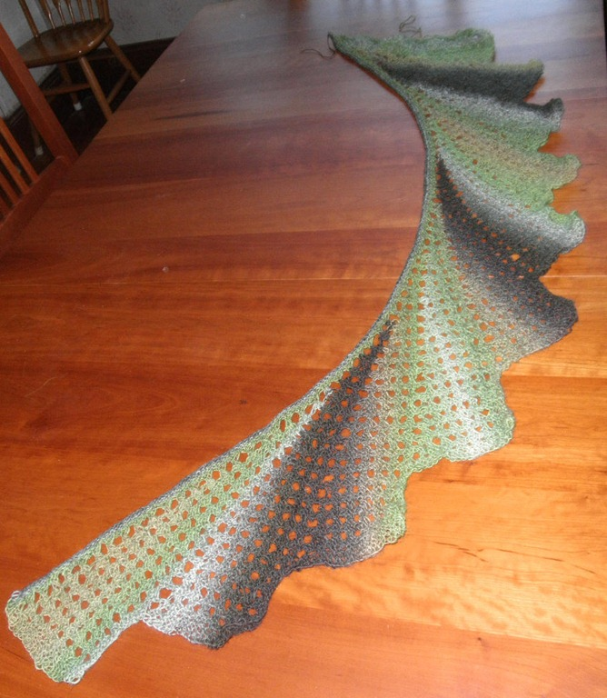 Wingspan Scarf | String-Or-Nothing