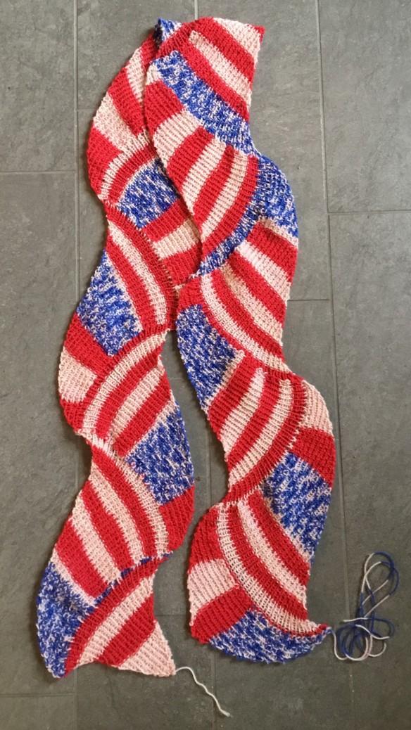 Modular Knitting String Or Nothing